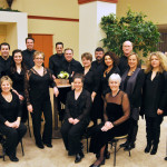Louisbourg choir
