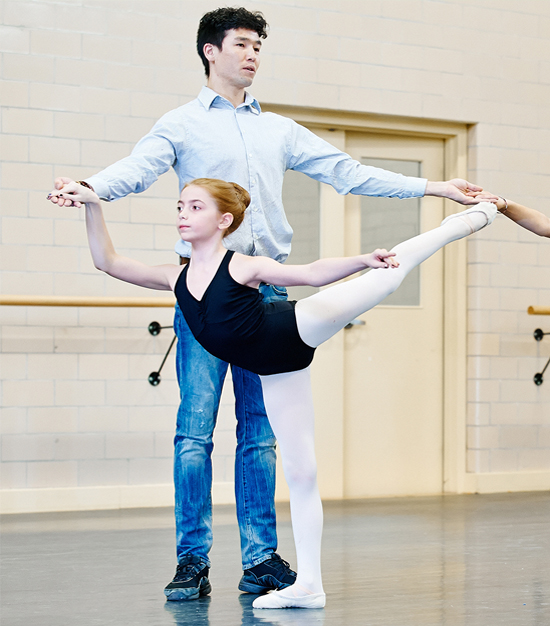 Summer Ballet Intensive – Atlantic Ballet of Canada